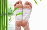 Wholesale Retail Box Foot Patch Detox Improve Sleep Slimming Feet Sticker Detox Foot Pad Patch Detoxify Toxin DHL for I201661201