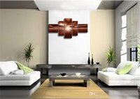bedroom painting themes - Landscape Theme Modern Abstract Oil Paintings Canvas Print Modern Wall Decoration for Living Room and Bedroom