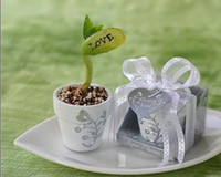 Wholesale Novel Corporate wedding gift love romance magic beans Wedding Favors party guess gifts