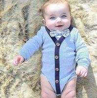 baby bodysuits cotton - halloween boys clothing Autumn baby clothing Baby cotton rompers jumpsuit velvet newborn infant toddler baby boy girl rompers bodysuits