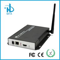 Wholesale DHL HDMI Encoder H Wifi Encoder With channel HDMI Input