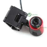 Wholesale 2015 New Arrival Limited Stock Ccd Hd Webcam Usb Clip Webcam Web Camera x Optical Zoom W Mic Microphone for Laptop Pc