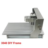 Wholesale 3040 CNC frame of CNC Router Engraving Drilling and Milling Machine Without stepper motor