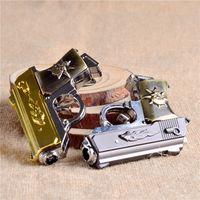 accessories car games - Fashion Accessories Anime games around the sword god domain gun key chain mold pendant Metallic Craft key chain