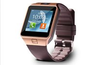 Wholesale 00Children smart watch phone Targeting the Bluetooth card hand ring Mobile phone universal watch White Black Gold New