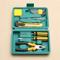 Wholesale Hot Sale set Household Hardware Set Screwdriver Set Hardware Combination Tools Set Car Repair screwdriver kit alloy steel