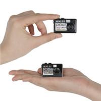 Wholesale 2016 Original Portable Black Mini USB HD Camera Video Recorder Detection Cam Camcorder DVR
