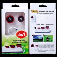 Cheap Universal Mobile Phone Camera External Special Effects Selfie Lens Wide-angle Lens Macro Fisheye Lens Photography Camera