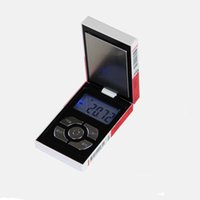 Wholesale DHL g x g Digital Pocket Scale Balance Weight Jewelry Scales gram Cigarette Case scales