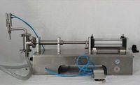 Wholesale full pneumatic liquid filling machine for shampoo oil water perfume ML