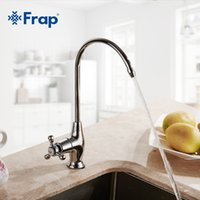 Wholesale Durable Simple Kitchen Faucet Basin Sink Tap Single Lever Cold Water Direct drinking faucet Excellent Quality F1052