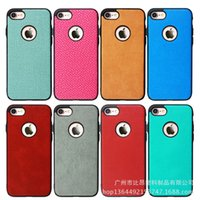 apple oem case - iPhone7 phone shell side of the new skinning all inclusive brand OEM tpu phone Case