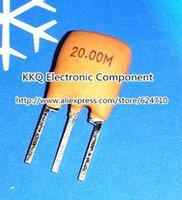 Wholesale Ceramic Resonators ZTT20 M ZTT20M ZTT20 ZTT MHZ M MHZ M P DIP
