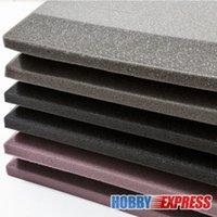 acoustic tiles - New Bundle Flat Bevel Tile Acoustic Panel Sound Absorption Soundproof Foam x50x5cm x19 x1 in Colors KK1039