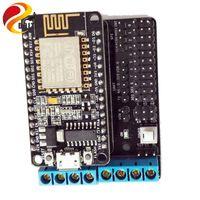 Wholesale NodeMCU Development board Motor Shield wifi kit esp8266 ESP F diy rc toy robot romete control kit IoT android