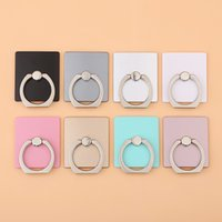 Wholesale NEW Holder Hook Multi Purpose Universal Car Mobile Phone Holder Grip mobile phone ring bracket with Package