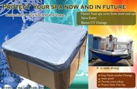 Wholesale customize any shap size hot tub cover cap