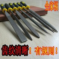 Wholesale 6 Piece Mini assorted rasp wood file suit rosewood mahogany hardwood file required DIY file