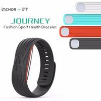 apple journey - 37 Degree nd Journey Bluetooth Heart Rate Pedometer Blood Pressure Bracelet Fitness Tracker Sport Smart Wristbands band Bracelet Ring