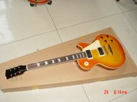 best body washes - best china guitar New VOS Washed Cherry Electric Guitar OEM Musical Instruments