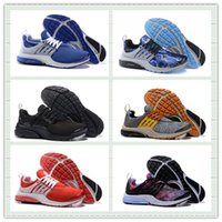 air island - Hot Sale Air Presto QS OG Retro Lighting Sports Shoes Comft Red ISLAND BLUE Air Presto Running Shoes Men Women Sneakers With Box US5