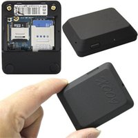 Wholesale New high quality X009 Mini Camera Video Recorder SOS GPS DV GSM MHz Micro Camcorders