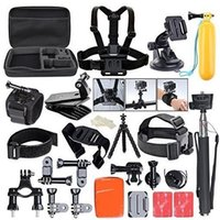 accessories for bike riding - Sports Action Camera Accessories set sj8000 suit for Hero SJ4000 SJ5000 in Diving Swimming Climbing Bike Riding Skiing Rowing