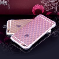 order free cell phones - Iphone s plus case TPU Backcover Ultra Thin Case Air bag anti fall cell phone Case for iphnoe s plus etc mix order