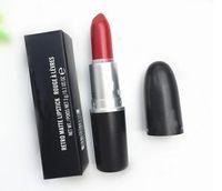 Wholesale 2016 HOT NEW M Makeup Luster Lipstick Frost Lipstick Matte Lipstick g colors lipstick with english name