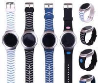 2016 New Arrvial sangle de silicone <b>Samsung Gear S2 Watch</b> bande bande de bracelet de remplacement pour la montre Samsung Gear S2