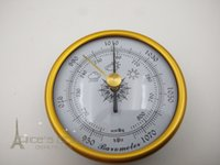Wholesale New Quality Precision Aneroid Barometer Inch Diameter Round Dial Trac Outdoor Fishing Barometer White