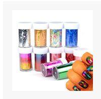 Wholesale nail stickers nail tools Nail Stickers Nail stickers diamond lightning