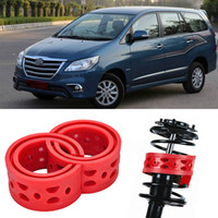 Wholesale 2pcs Super Power Rear Car Auto Shock Absorber Spring Bumper Power Cushion Buffer Special For Toyota Innova