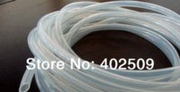 best contact brands - High quality brand new X3mm M F Non stick Superior chemical resistivity Clear F4 Teflon tube best quality low price