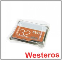 Wholesale Class EVO128GB GB GB GB GB Micr SD Card MicroSD TF Memory Card C10 Flash SDHC SD Adapter Retail Package