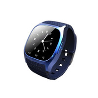 Wholesale M26 Smartwatch Smart Bluetooth Watch Waterproof with LED Display Wrist watch for Android IOS Mobile Phone