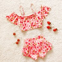 Cheap Bikinis swimwear Best Acrylic Floral bathingsuit