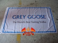 best vodka - grey goose flag The World s Best Tasting Vodka banner polyster CM