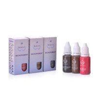 Wholesale Freeshipping Biotouch Easy To Colored Pigment For Permanent Makup With Manual Pen As Gift