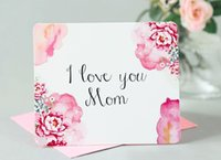 Wholesale Mother s Day Greeting Cards which is exquisite high greeting card for mom