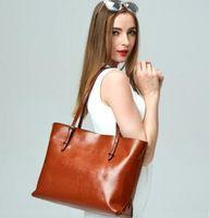cheap branded bags - 2016 Women Bag Designer Vintage large shoulder bag luxury Famous Brand Ladies pu bag tow shoulder bags for women cheap high quality fre