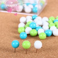 Wholesale 80pcs bag DIY colors Ball nails for work and Decorative make warm life frre shipping