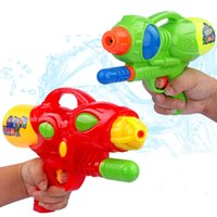 water park games - water gun for water park games Children Sand Water Gun Play Toy By Air Pressure Kids Water Pistols Fastest