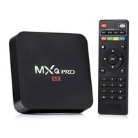android decoder - MXQ PRO Android Google TV Box S905 Quad core bits Wireless Internet TV Decoder Box XBMC KODI16 Fully Loaded