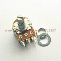 Wholesale Duplex Potentiometer stereo k B20K mm actuator length WH148