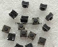 Wholesale X6X5 X6X5mm mm smd chip TACT SWITCH