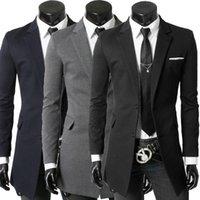Wholesale 2016 Spring and Autumn leisure Suits Men Slim small suit coat England Blazer masculino men blazer slim fit men suit jacket