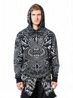 Wholesale hip hop hoodies new design style printing Jacket Sweater marcelo burlon MB fleece Men s Clothing Hoodies Sweatshirts