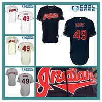 Men austin size - Austin Adams Cleveland Indians jersey size extra small XS S xl Best Best quality