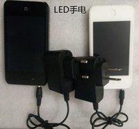 Wholesale New Popular Hot Sale Self Defense S Shape LED Flashlight Camping Torch Portable Lights
